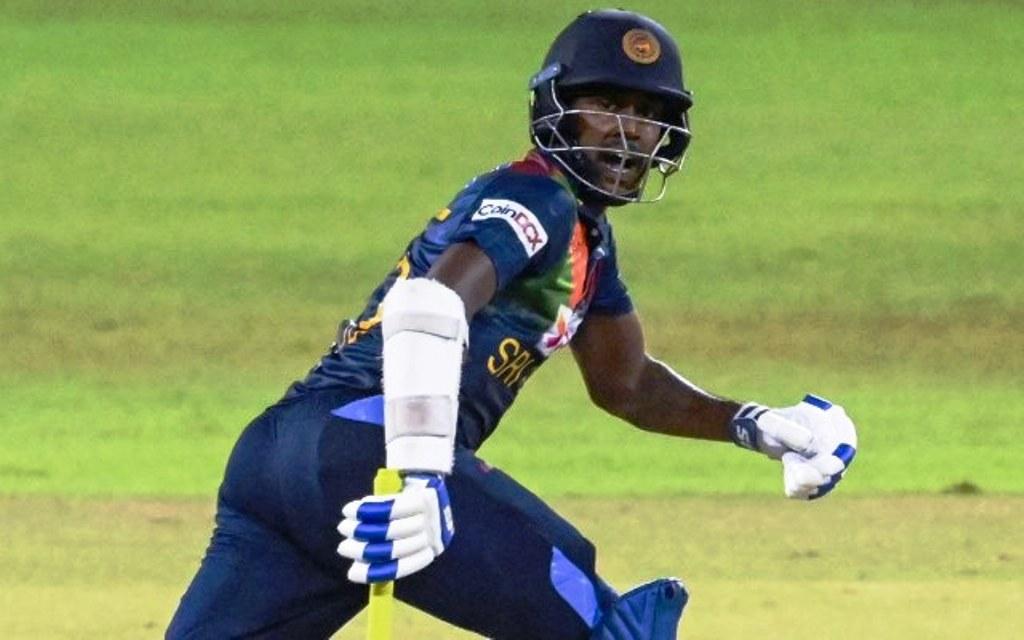 Minod Bhanuka likely to enter SL World Cup squad