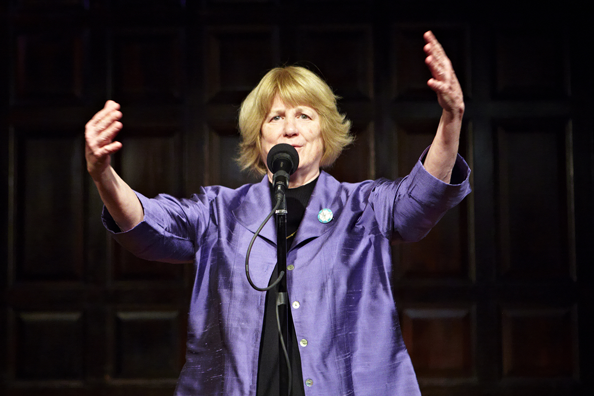 Mary Claire King
