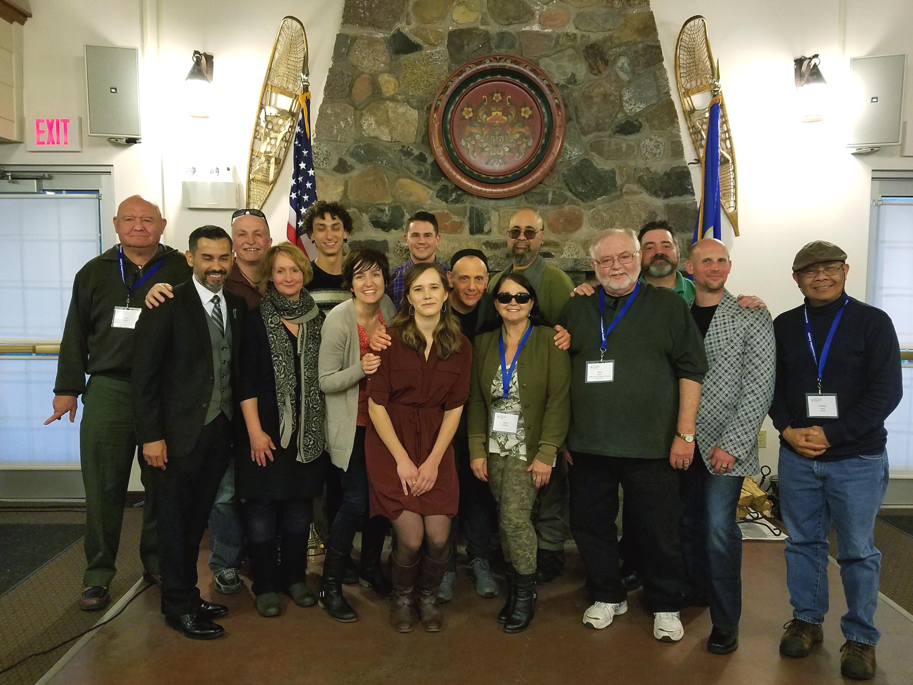 Minnesota Humanities Center Veterans Voices 2017