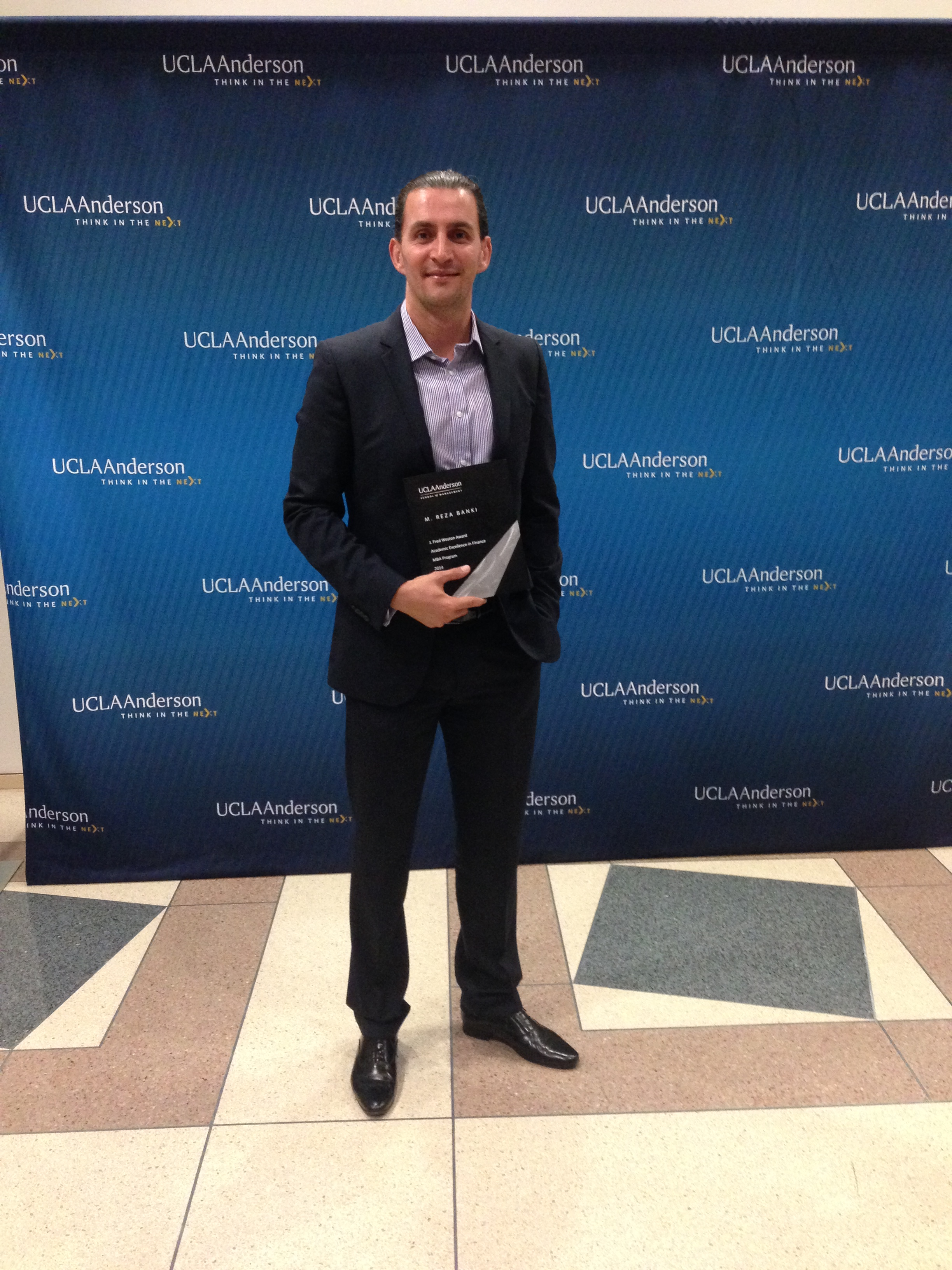 2014 Finance Award