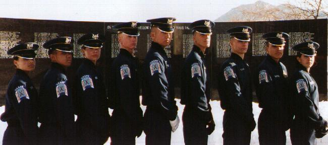 Adrian Estrada Honor Guard Class Of 2002