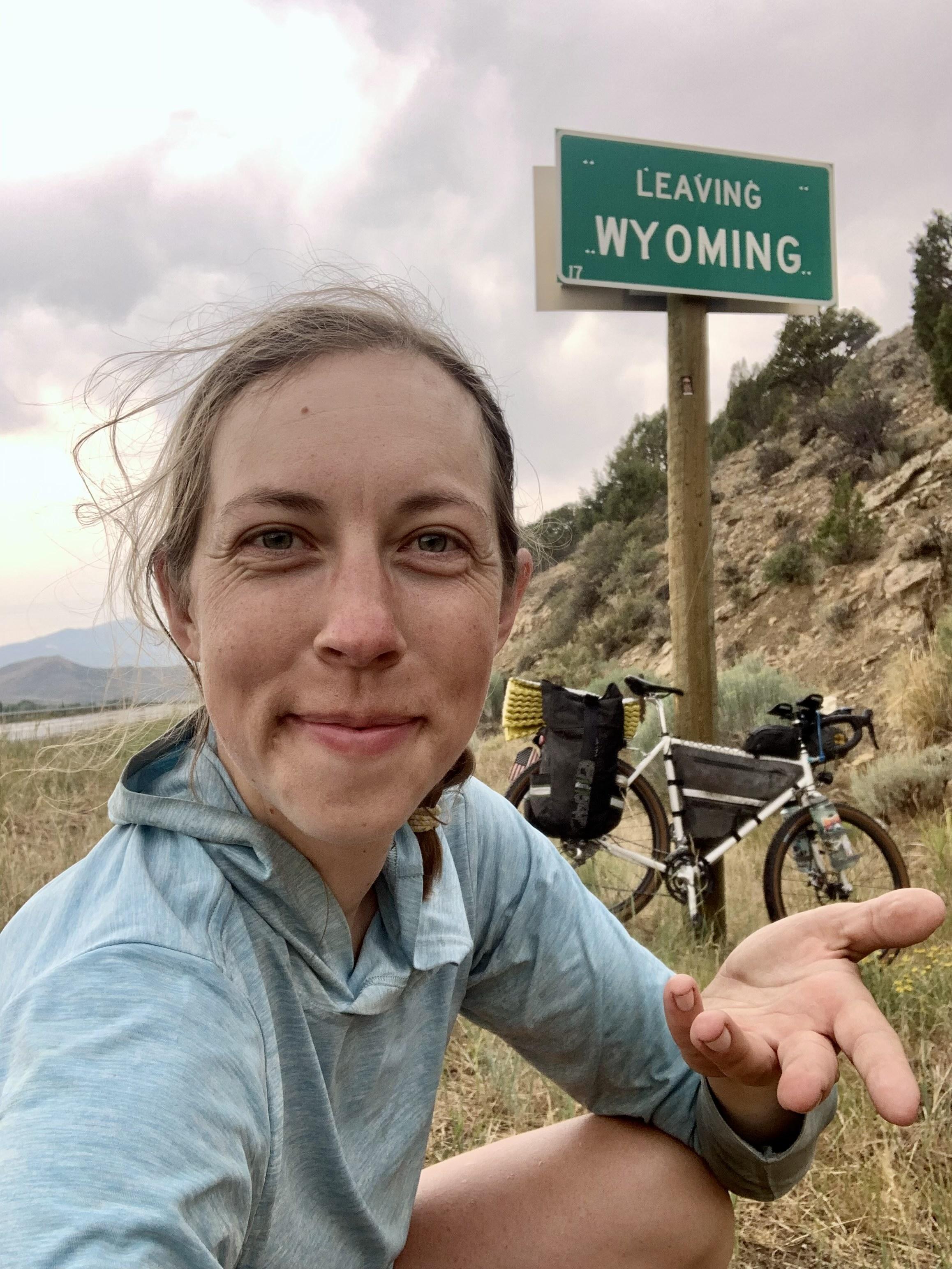 Alyssa Bike Trek 1