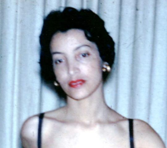 Betty In 1957