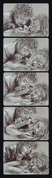 Ellie Lee Drawing 4 181X620