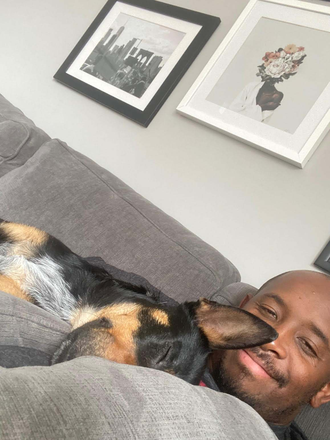Podcast 730 Billie Snuggling Up With Brandon