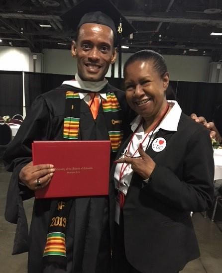 Robert L Banks On Graduation Day 2019 2 2