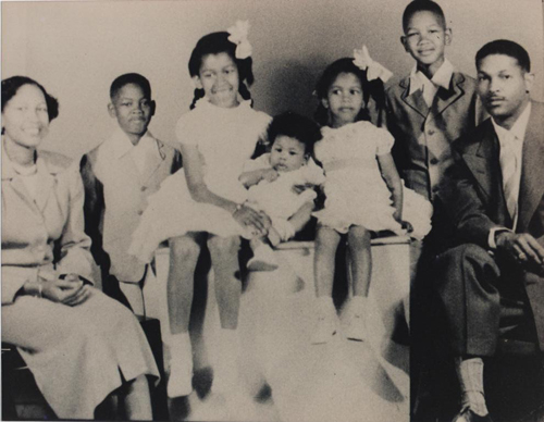 Tina Family 1950
