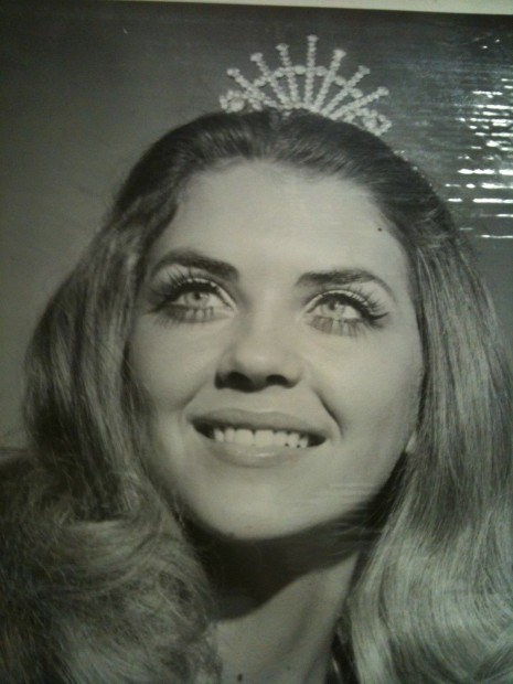 Trisha As  Miss  Anniston  Alabama 1971 465X620