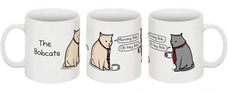 Bobcats Coffee Mugs