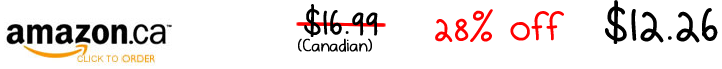 Order on Amazon Canada