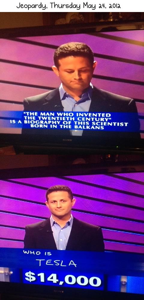 Final Question On Jeopardy