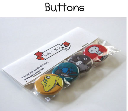 Buttons by LaRu