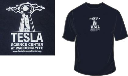 Wardenclyffe t-shirt