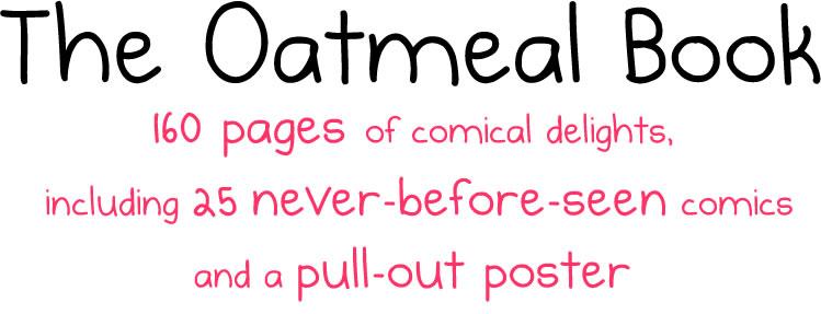 The Oatmeal Book