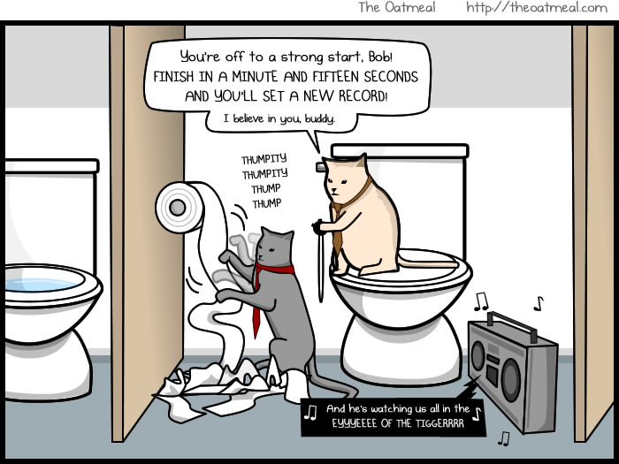 The Bobcats versus the TP
