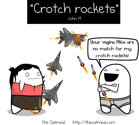 Crotch Rockets