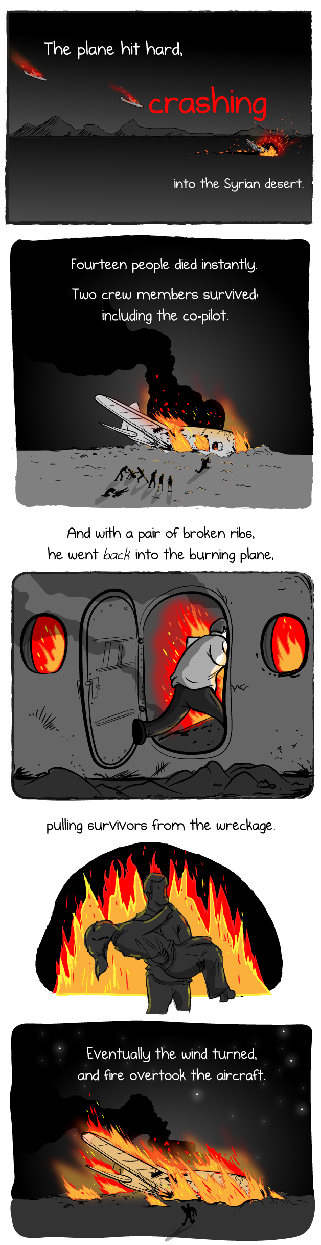 It's going to be okay  - The Oatmeal