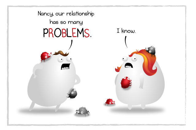 the oatmeal dating stages