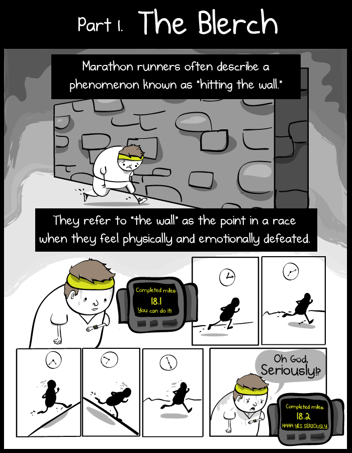 The Terrible And Wonderful Reasons Why I Run Long