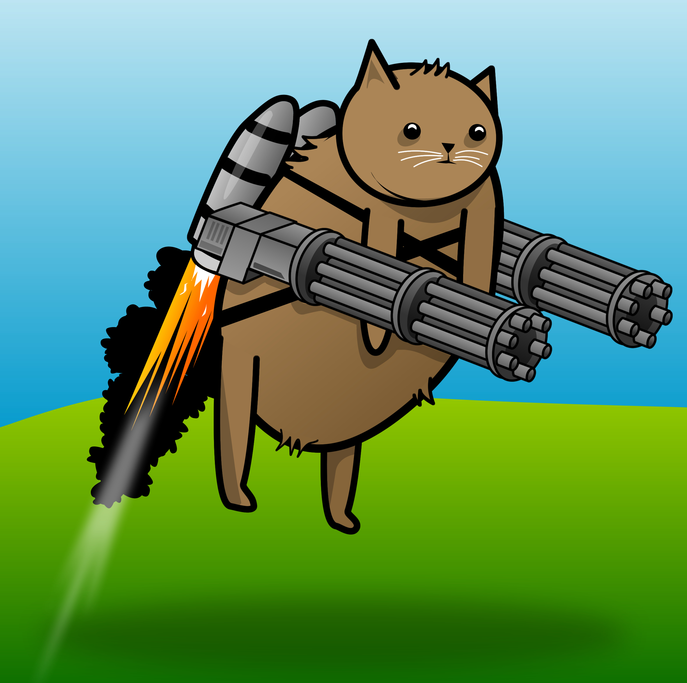 Cat Avatar Maker 2: Does Anyone Have This In A Wider Resolution