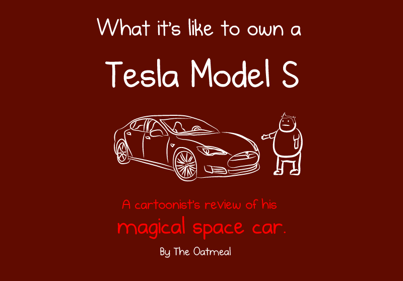 What it's like to own a Tesla Model S