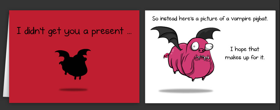 Horrible Cards Happy Birthday Cards By The Oatmeal