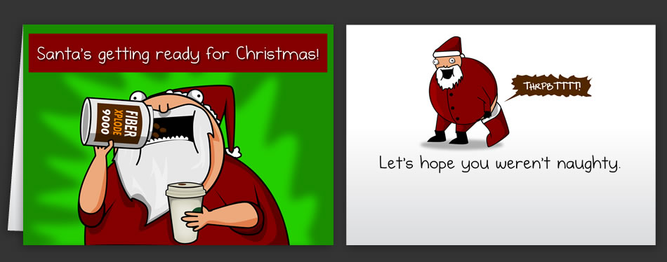 Horrible Cards Greeting By The Oatmeal