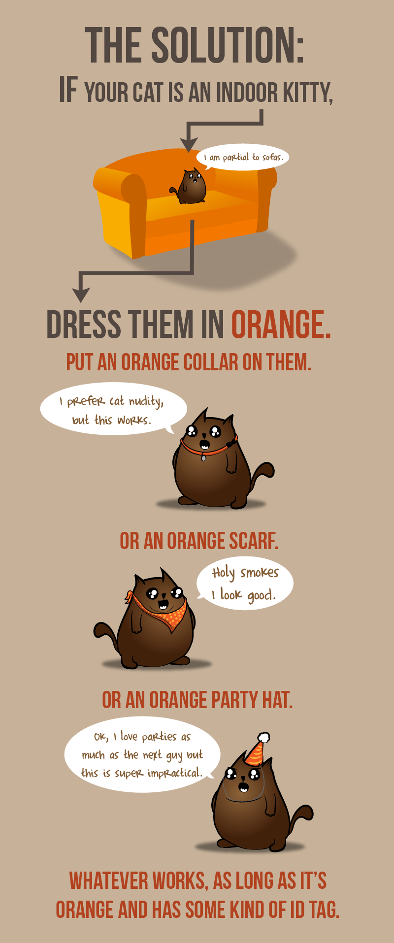 Is your kitty a convict? - The Oatmeal