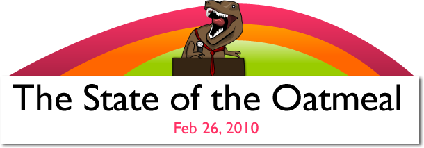The State of the Oatmeal