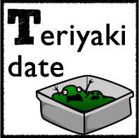 The Teriyaki Date - The Oatmeal