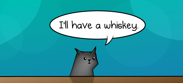 Ill Have A Whiskey The Oatmeal