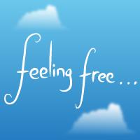 Feeling free ...