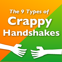 The 9 Types of Crappy Handshakes