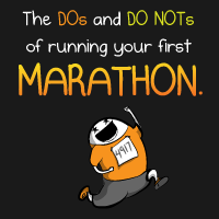 The DOs and DO NOTs of running your first marathon