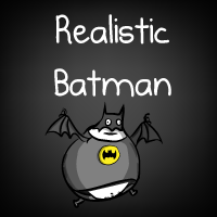 Realistic Batman