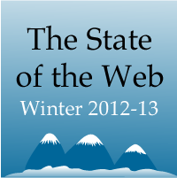 The State of the Web - Winter 2012
