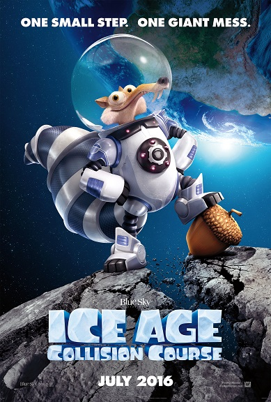 ICE AGE One Sheet