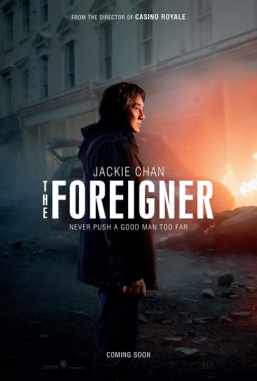 Luke Reviews Jackie Chan's 'The Foreigner'