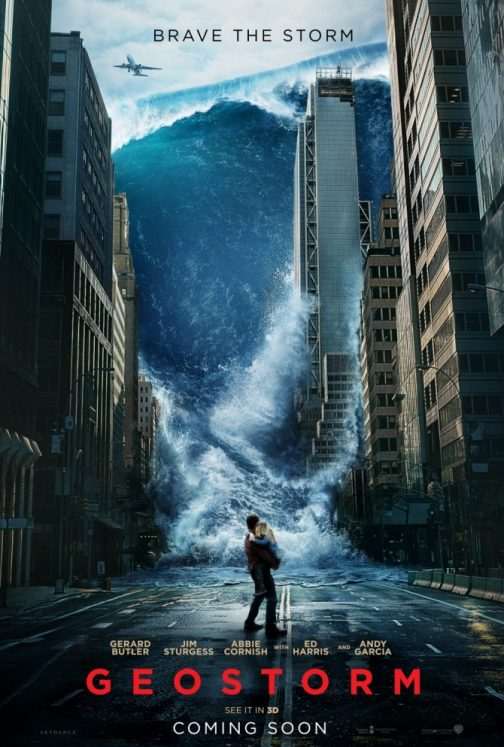 'Geostorm' Advance Screening Passes