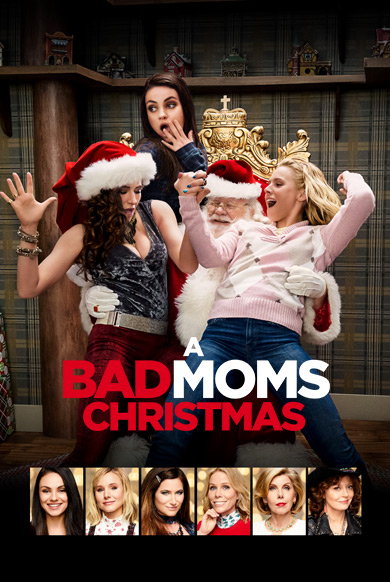 'A Bad Moms Christmas' Advance Screening Passes