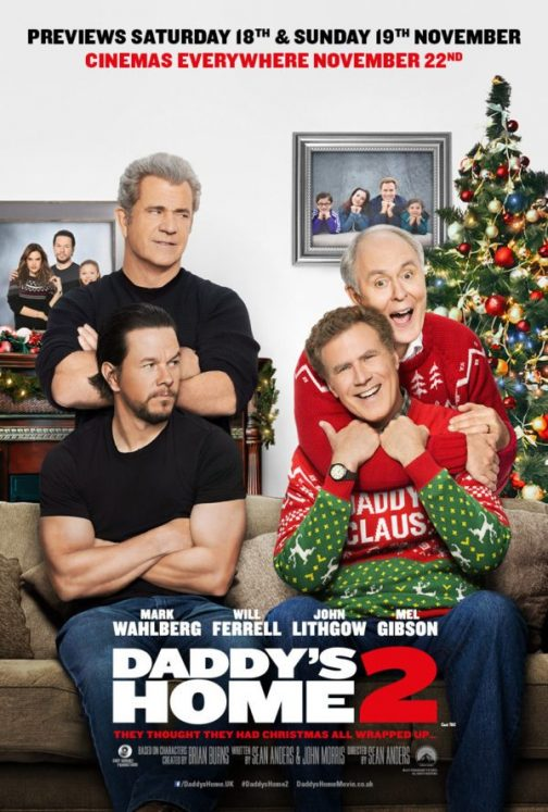 'Daddy's Home 2' Advance Screening Passes