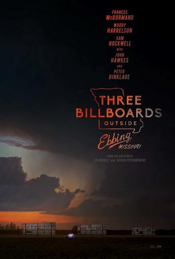 'Three Billboards Outside Ebbing, Missouri' Advance Screening Passes