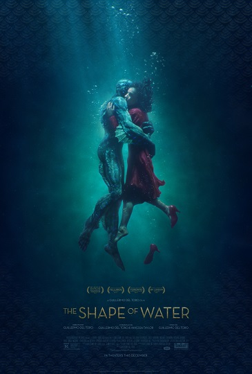 'The Shape of Water' Advance Screening Passes