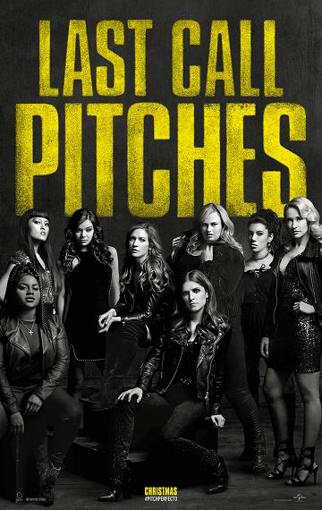 'Pitch Perfect 3' Advance Screening Passes