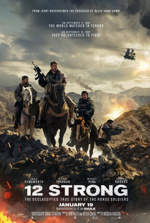 '12 Strong' Advance Screening Passes