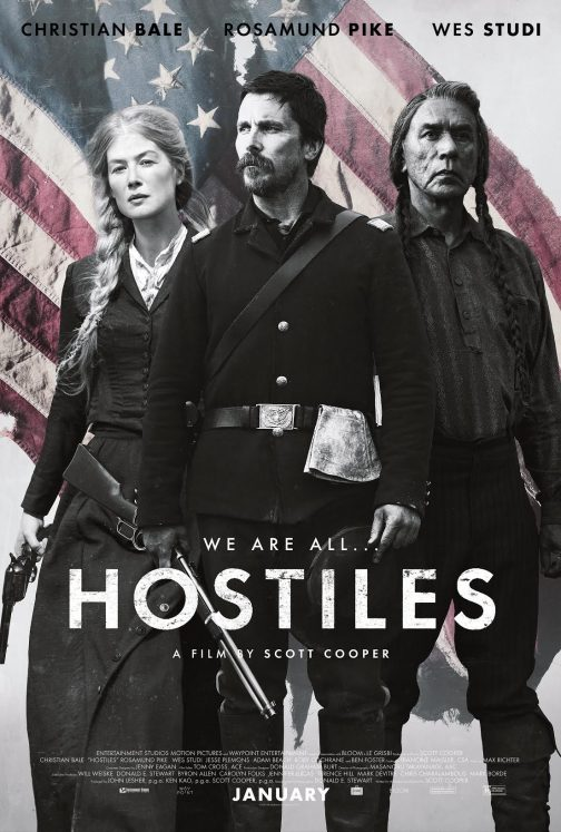 'Hostiles' Advance Screening Passes