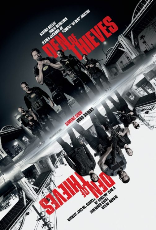 'Den of Thieves' Advance Screening Passes
