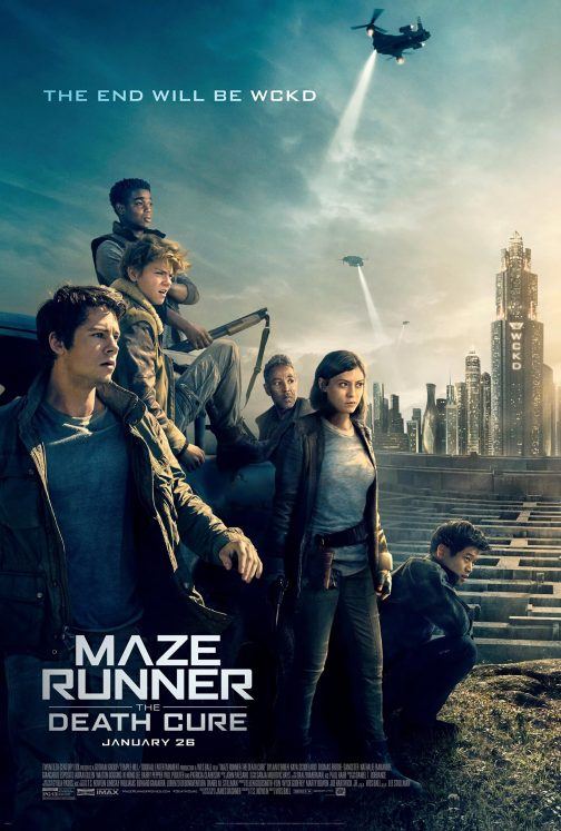 Luke Reviews 'Maze Runner: The Death Cure'