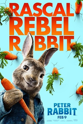 'Peter Rabbit' Advance Screening Passes
