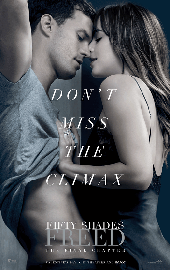 'Fifty Shades Freed' Advance Screening Passes